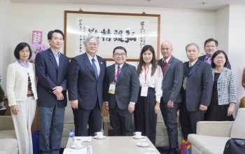Strengthening Ties with National Kaohsiung University of Science and Technology