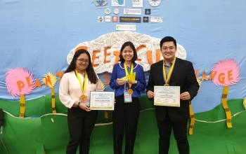 CKSian Accountancy Students Won in the 2nd Seed Cup