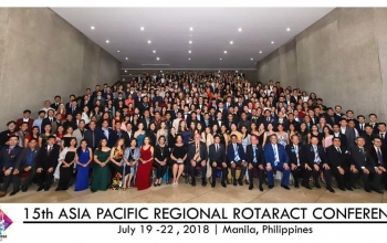 15th Asia Pacific Regional Rotaract Conference