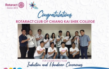 Connecting Pieces: Rotaract General Assembly