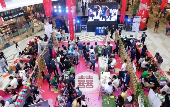CKS College Business Expo 2019 at the Lucky Chinatown Atrium