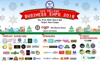 Save the Date: CKS College Business Expo 2018