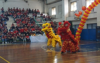 CKS College Welcomes Year of the Dog
