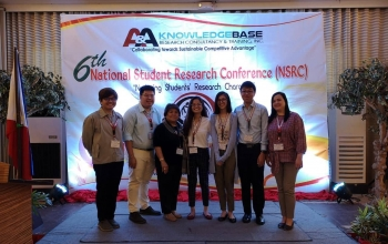 6th National Student Research Conference (NSRC)