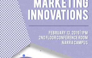Marketing Innovation with Mr. Josiah Go