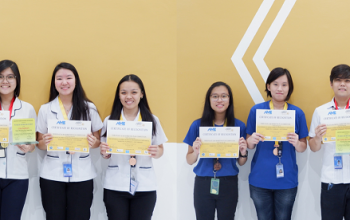 CKSian Teams Won in the 12th Conference of Aspiring Marketing Professionals