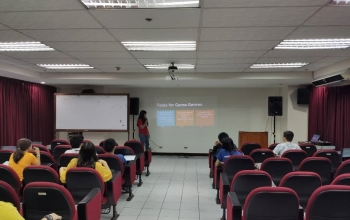 COMSOC General Assembly: Getting Started with GameDev