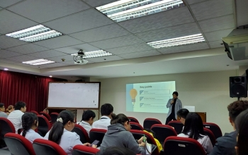JMS Seminar: How to Survive the Business World?