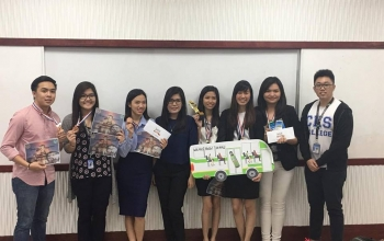 CKS College Teams Win in Marketing Plan Competition