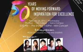 CKS College@ 50: Inspiration for Excellence
