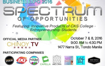 CKS College Business Expo 2016