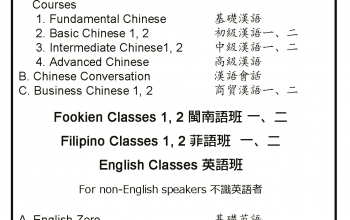 The CKS College Language Center's New Coordinator and New Course Offerings
