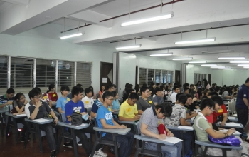 Orientation Day for Freshmen and Transferees (SY 2015-2016)