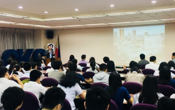 Lecture Series Part 2: Bridging the Industry - Academe Gap