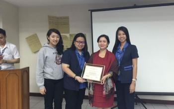 CKS Narra Campus Students attend Seminar on Improving their Self-Esteem