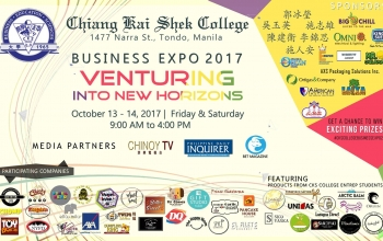 Business Expo 2017: Venturing into New Horizons