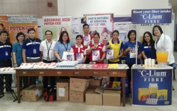 Health Care Awareness Campaign with Pascual Laboratories, Inc