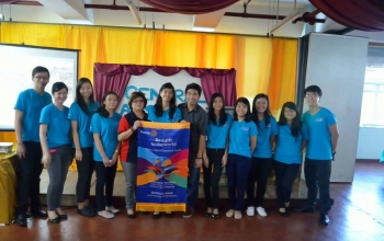 CKS College Rotaractors General Assembly
