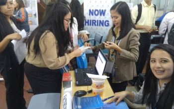 CKS College Job Fair 2017