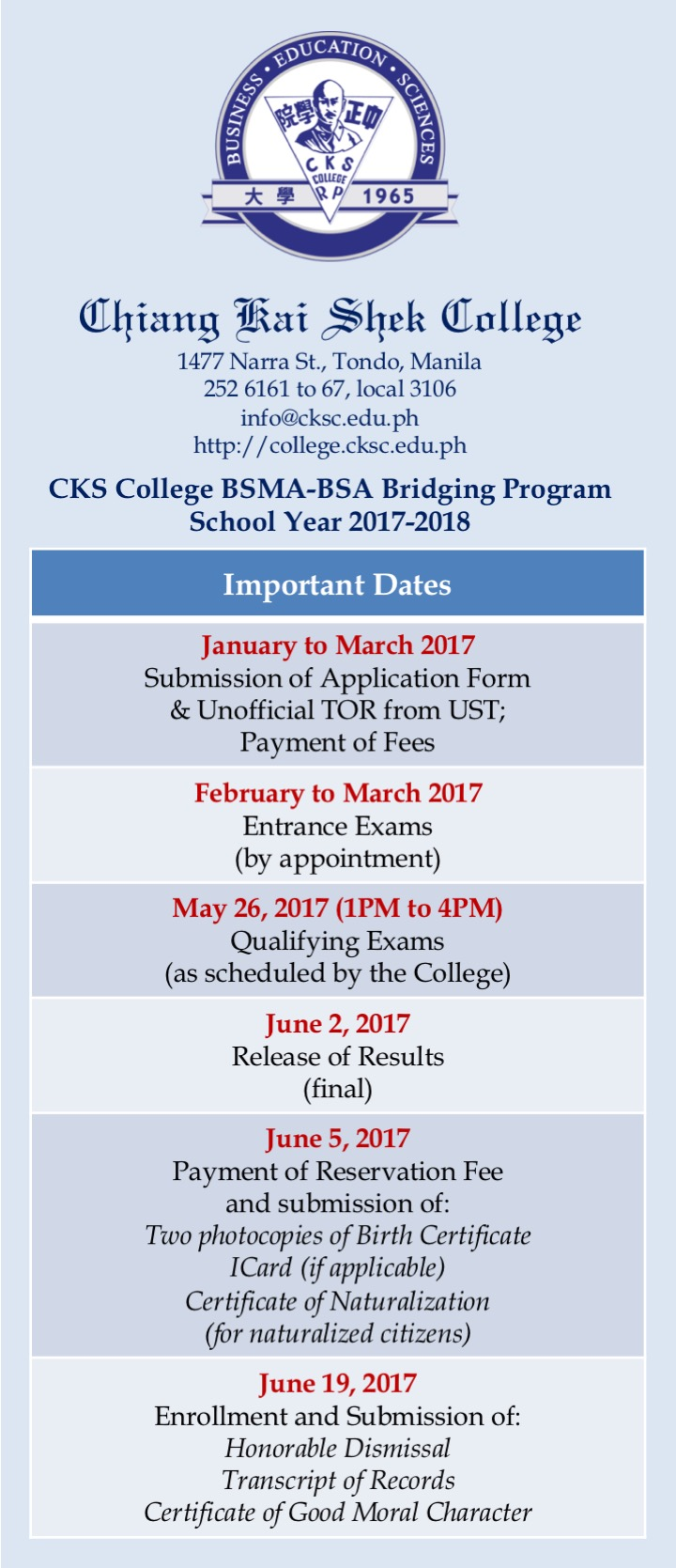 BSMA-BSA Bridging Program Flyer (3)